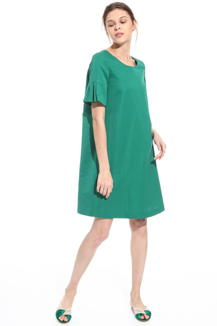 Ramie cotton dress  Intrend