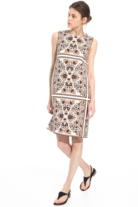 Jacquard tunic dress   Intrend
