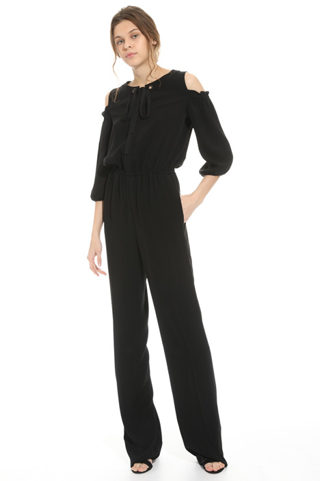 Cold shoulder jumpsuit Intrend