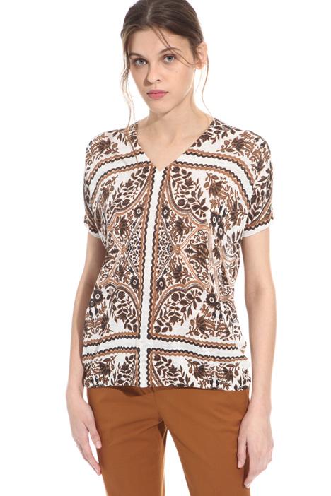 Linen yarn jersey Diffusione Tessile
