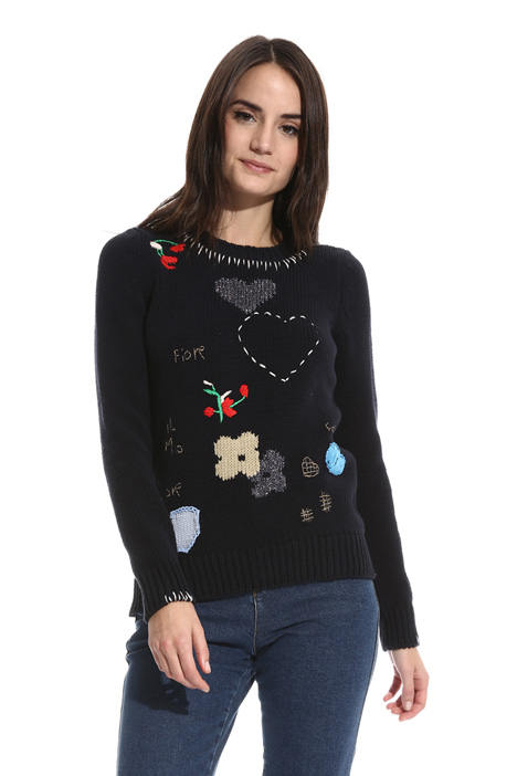 Knitted sweater Intrend