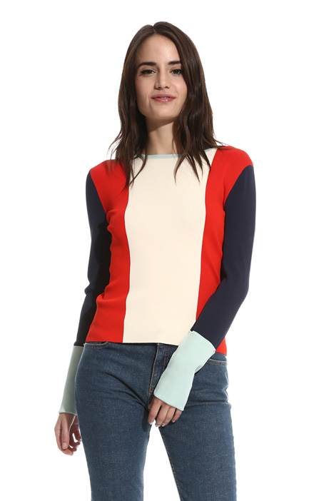 Crew neck sweater Intrend