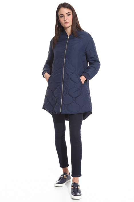 Quilted padded jacket Intrend