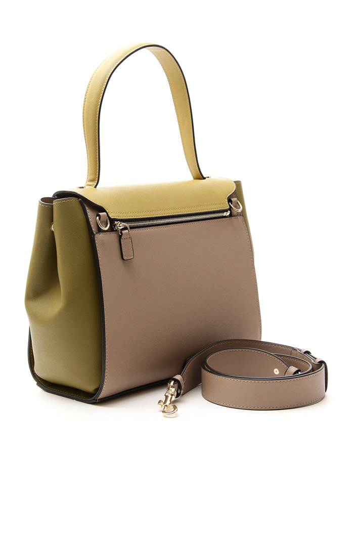Bag with removable flap  Intrend