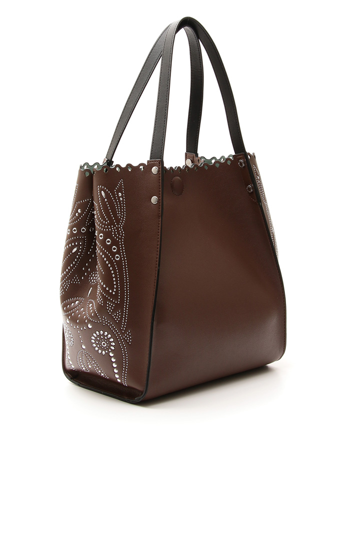 Studded shopper Intrend