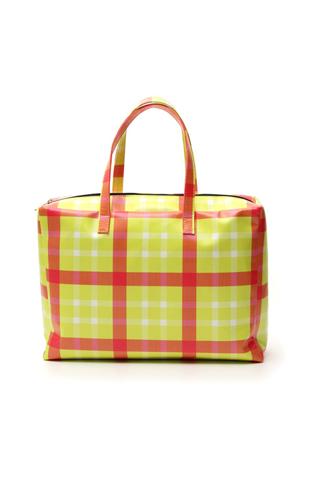 Maxi shopper in plastica Intrend