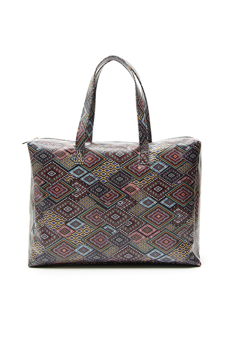 Maxi shopper fantasia Intrend