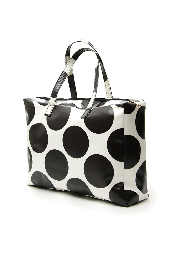Maxi shopper plastic bag Intrend