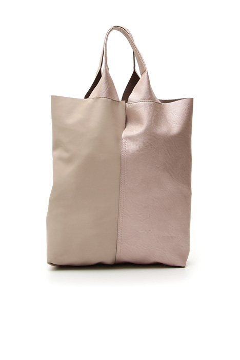 Leatherette tote bag Intrend
