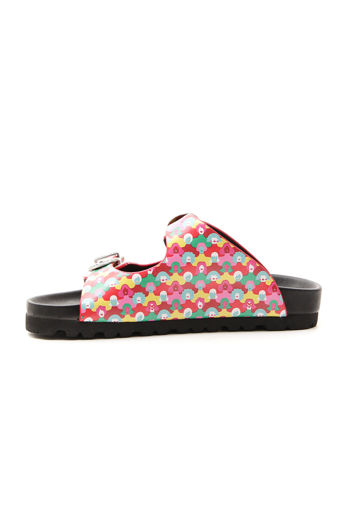 Sandalo multicolor Intrend