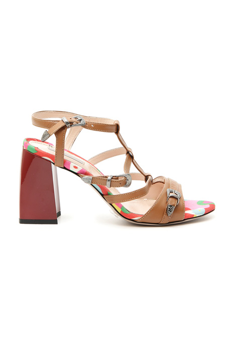 Multi-buckle sandals Intrend