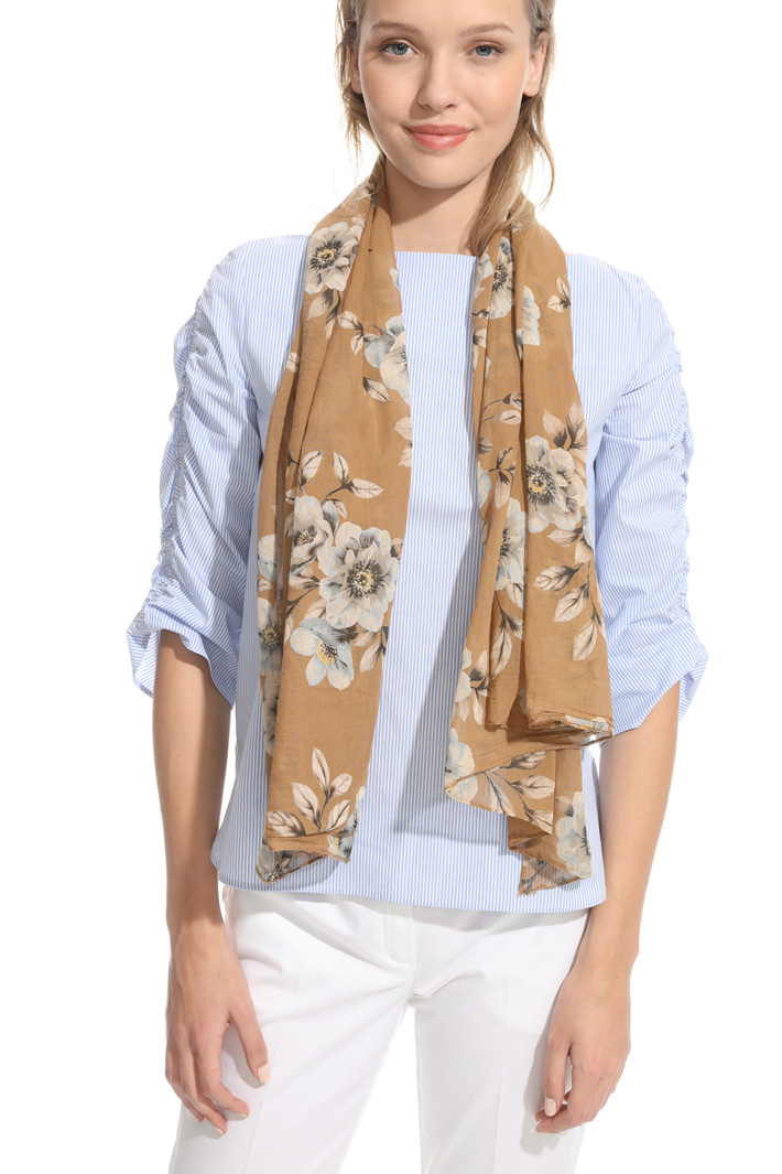 Floral stole Intrend