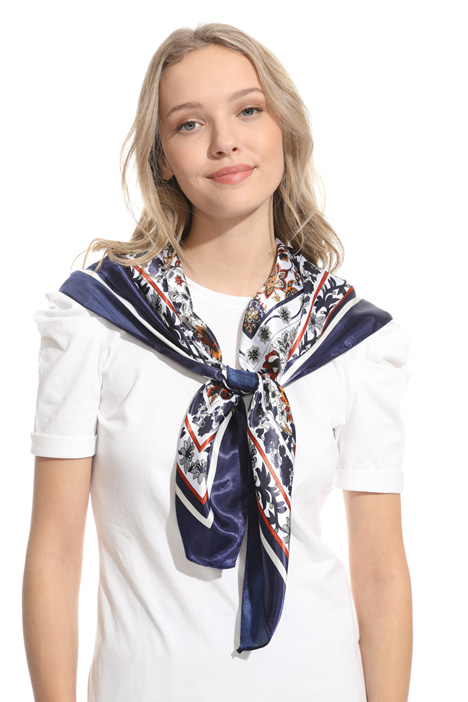 Foulard fantasia in vicosa Intrend