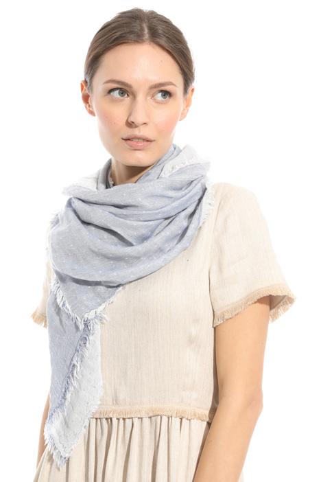 Soft viscose scarf Diffusione Tessile