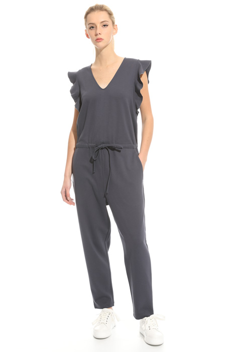 Interlock jersey jumpsuit Intrend