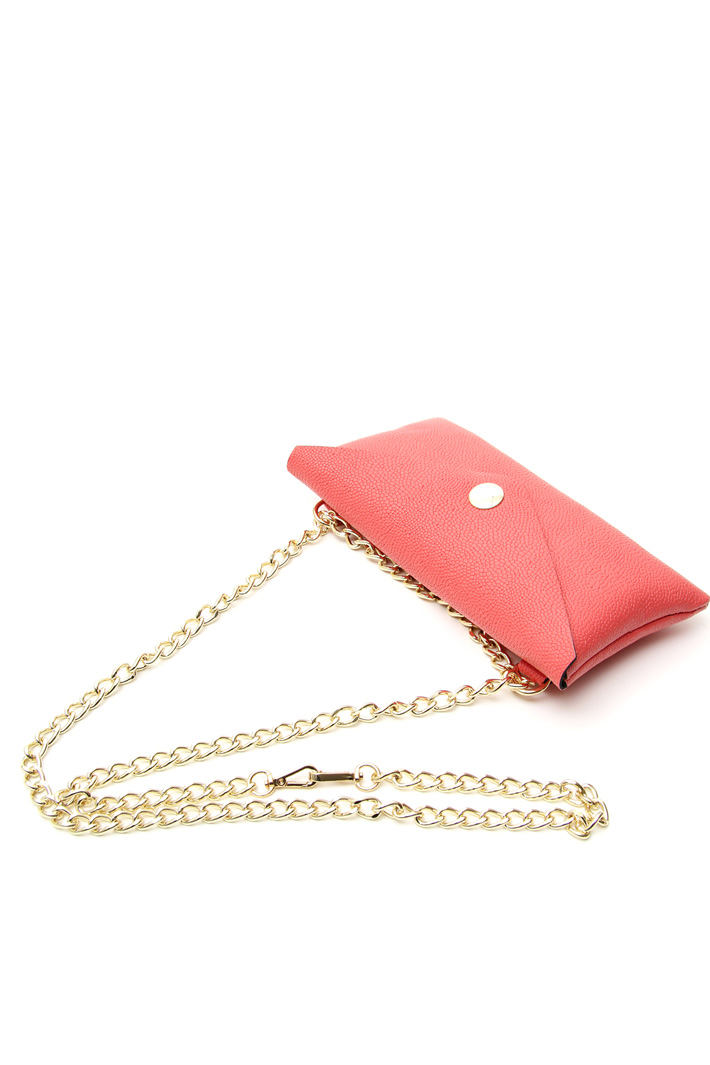Golden chain belt bag Intrend