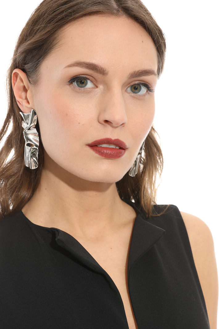 Maxi stud earrings Intrend