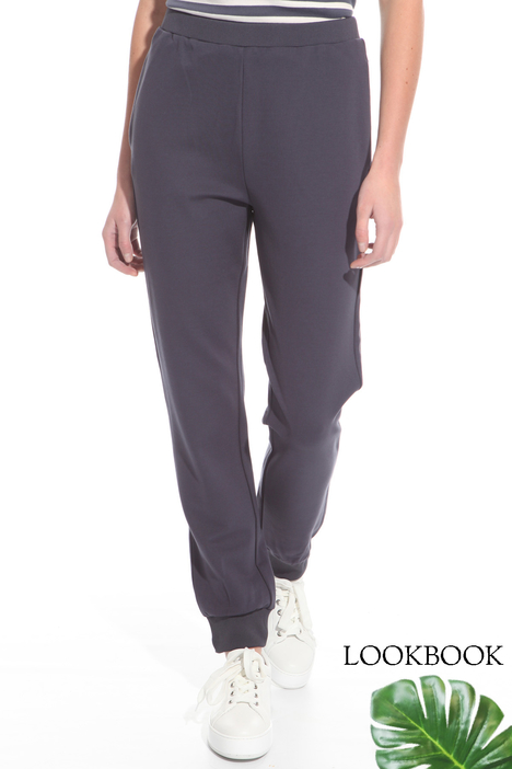 Jersey jogging trousers  Diffusione Tessile