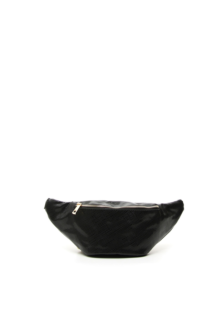 Faux leather beltbag Intrend