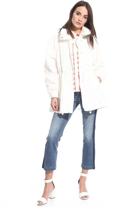 Parka in taffetas anti-drip Intrend