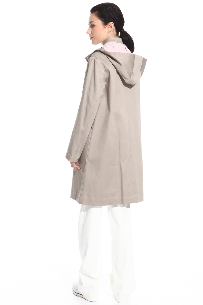 Cotton rain coat Intrend