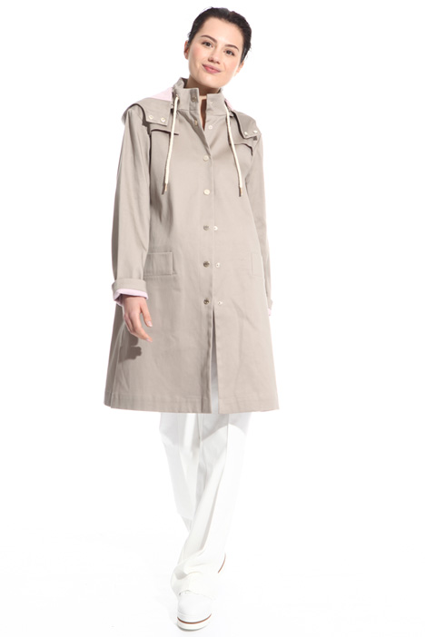 Cotton rain coat Intrend