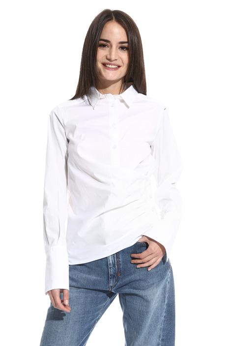 Asymmetrical shirt Intrend