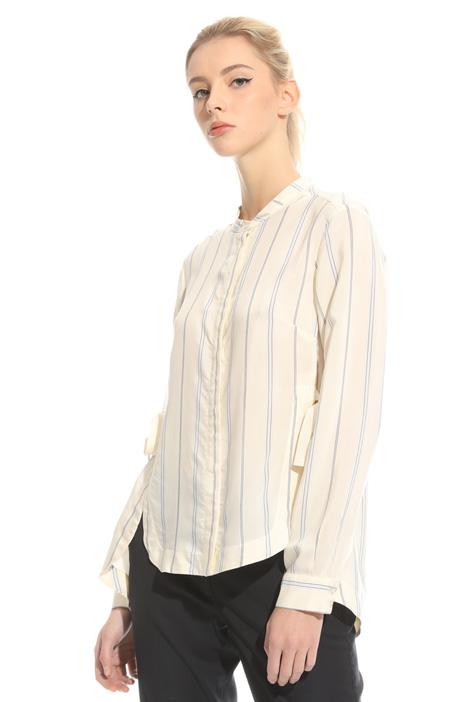 Yarn-dyed viscose shirt  Intrend