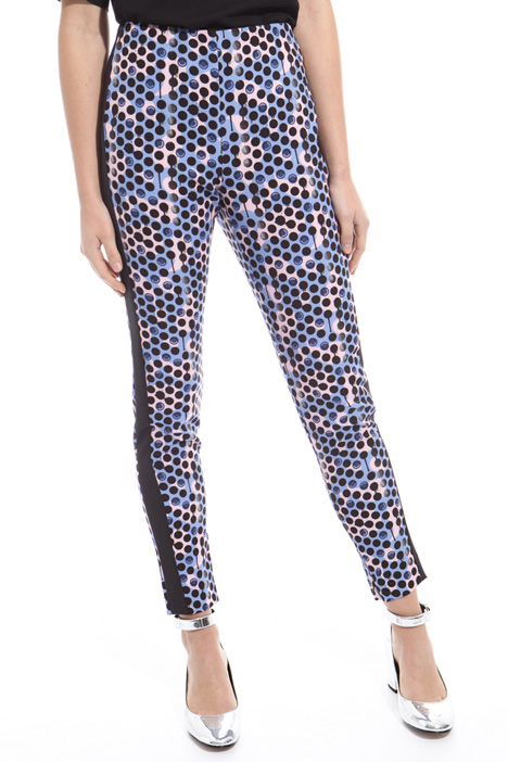 All-over print leggings Diffusione Tessile