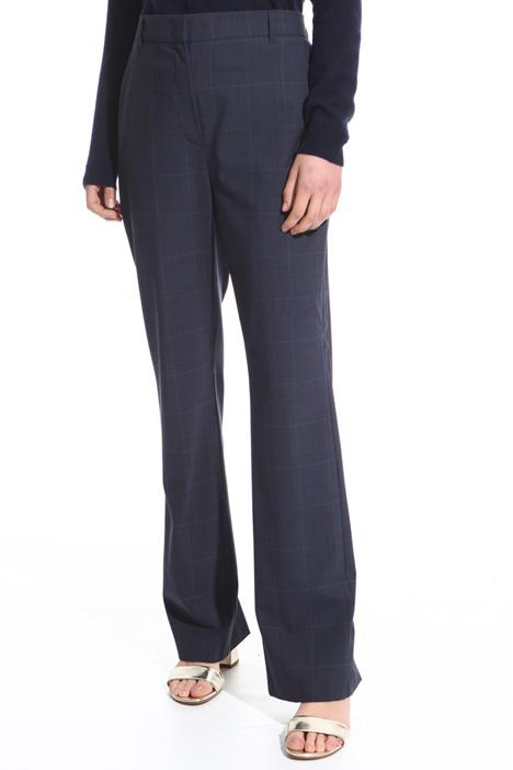 Pantalone in fresco di lana Diffusione Tessile
