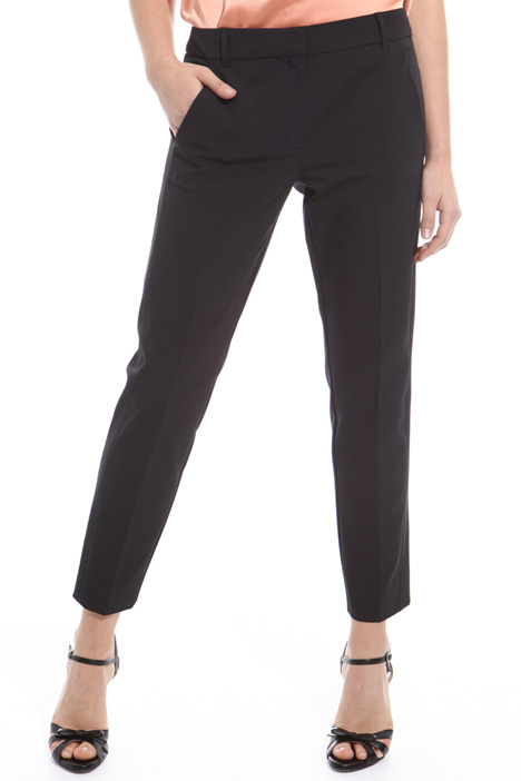 Pantalone in gabardina tecnica Diffusione Tessile