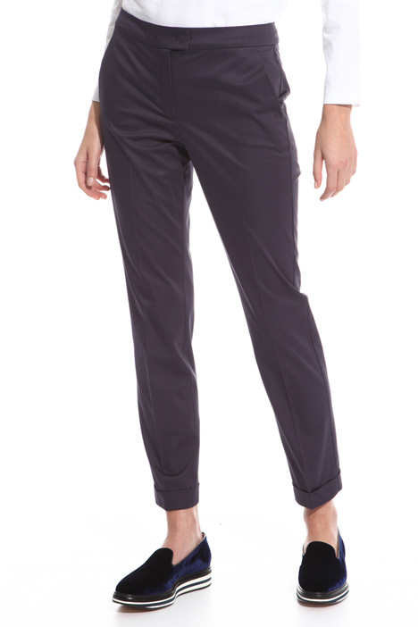 Slim-fit trousers Diffusione Tessile