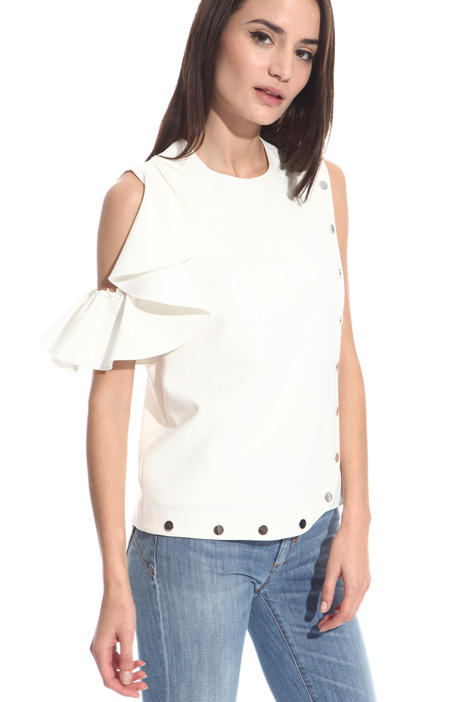 Drop shoulder top Intrend