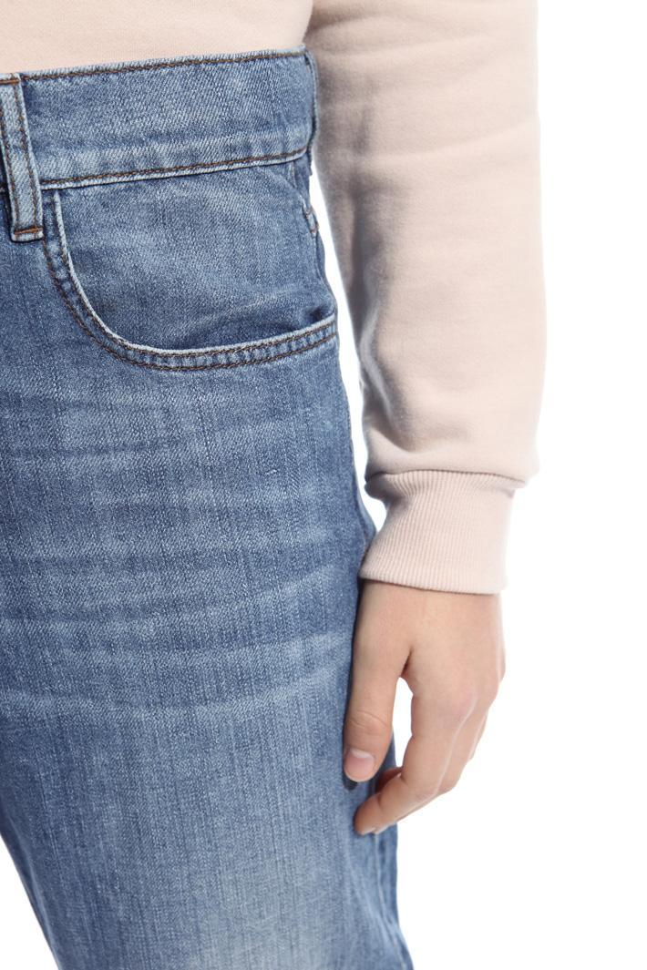 Denim Boyfriend jeans Intrend