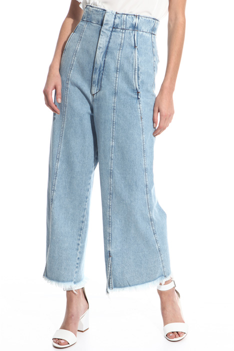 Wide leg jeans Intrend
