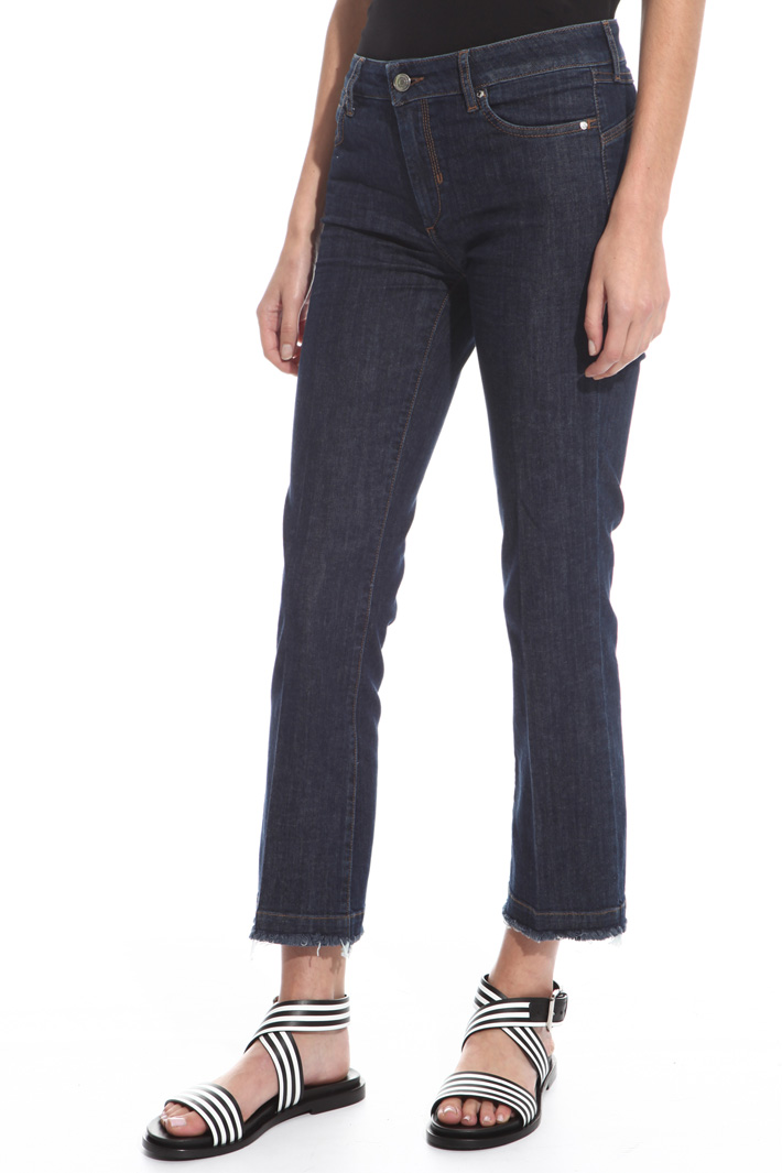 Jeans linea flare Intrend