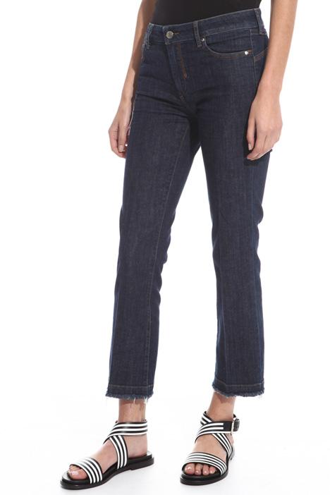 Jeans linea flare Diffusione Tessile