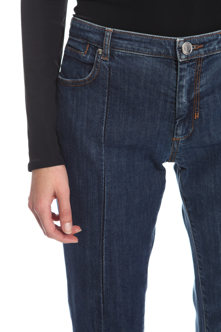 Jeans a sigaretta Intrend