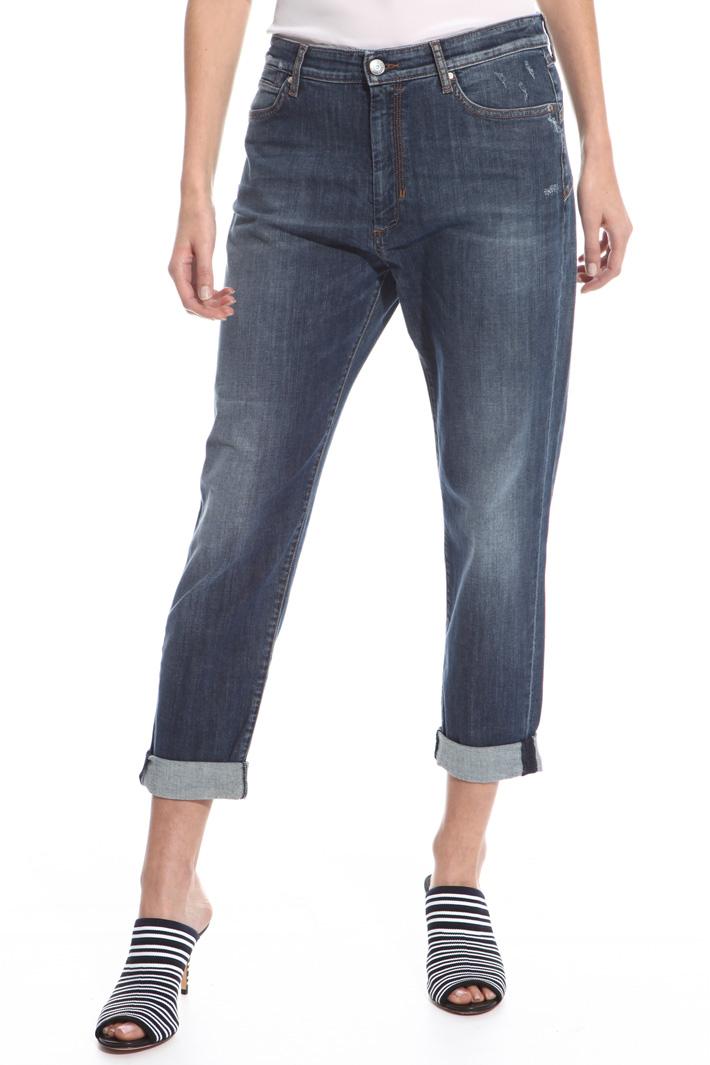 Jeans boyfriend Intrend