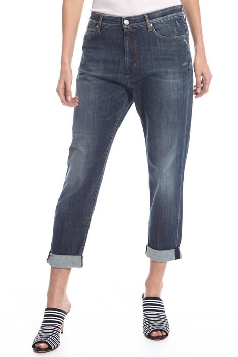 Jeans boyfriend Diffusione Tessile