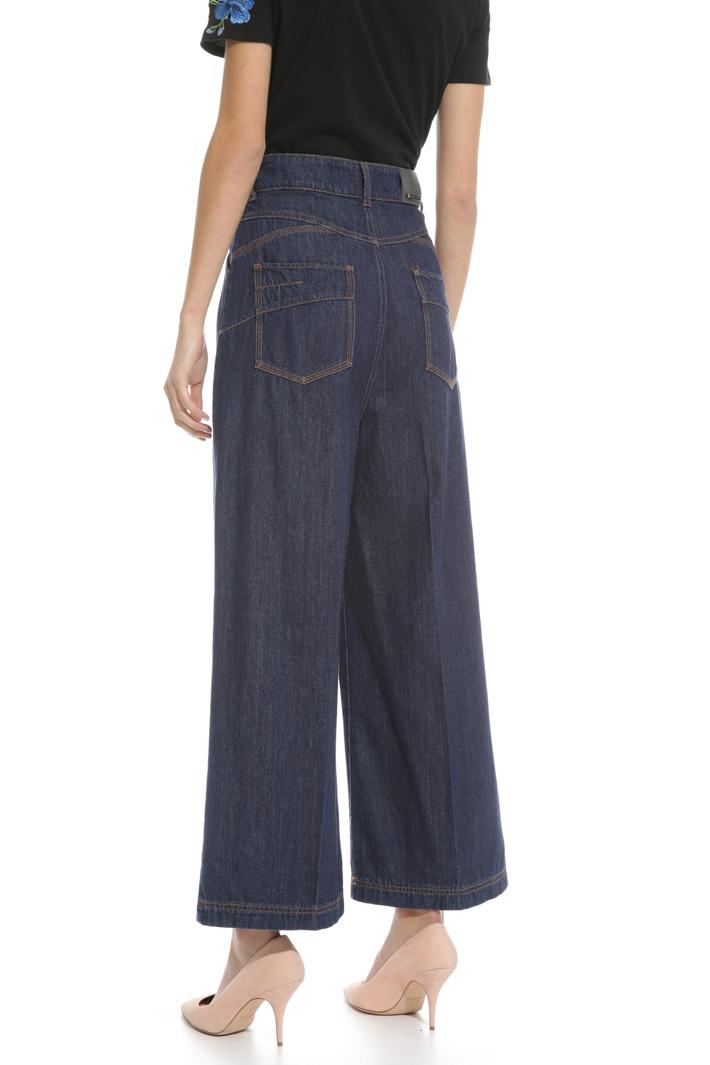 Pantalone ampio a vita alta Intrend