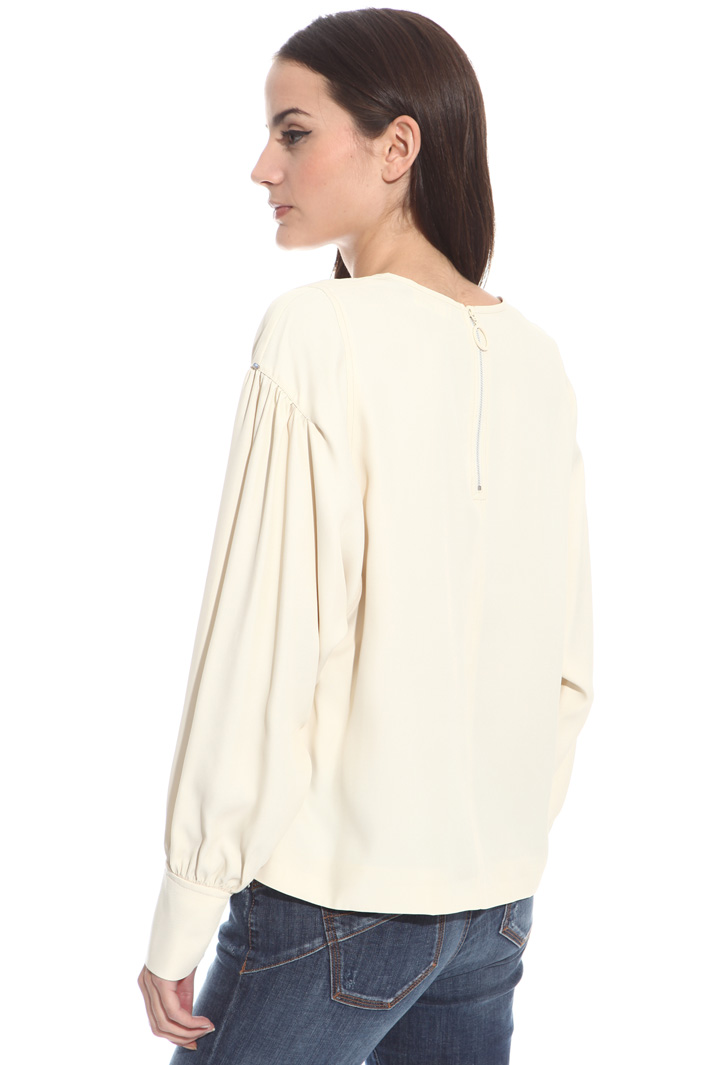 Wide sleeve blouse Intrend