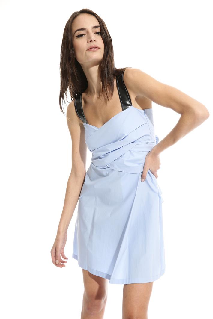 Mini abito con fusciacca Intrend
