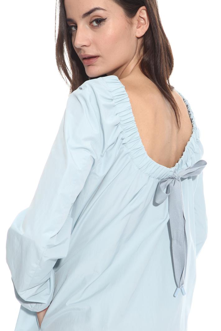 Mini abito in taffetas Intrend