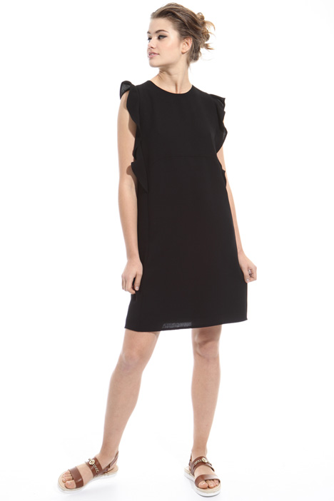 Fluid sable dress Intrend