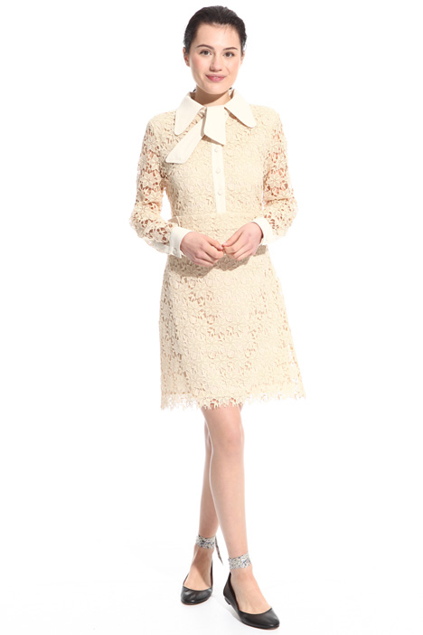 Macramé lace dress Intrend