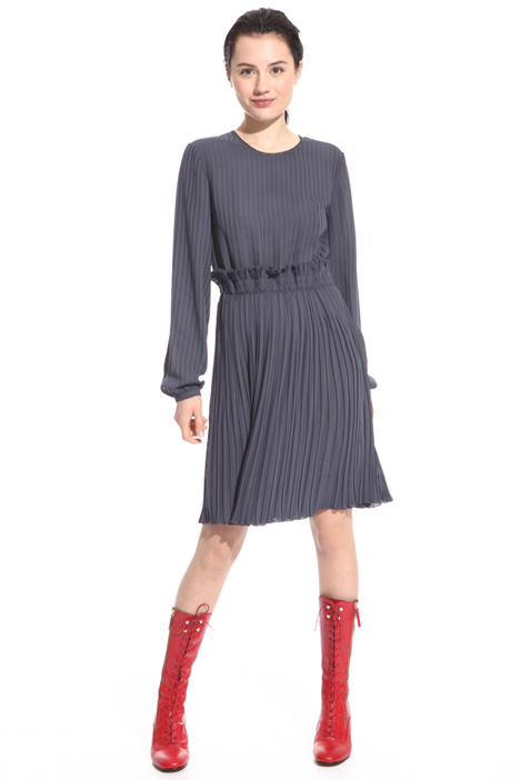 Pleated dress Diffusione Tessile
