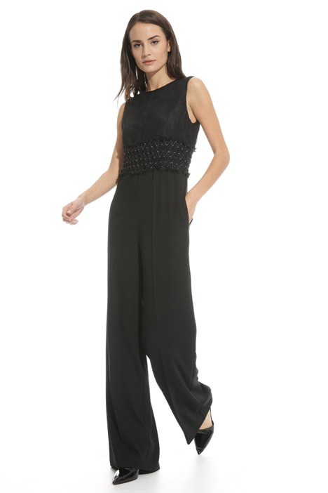 Cady and tulle jumpsuit Intrend