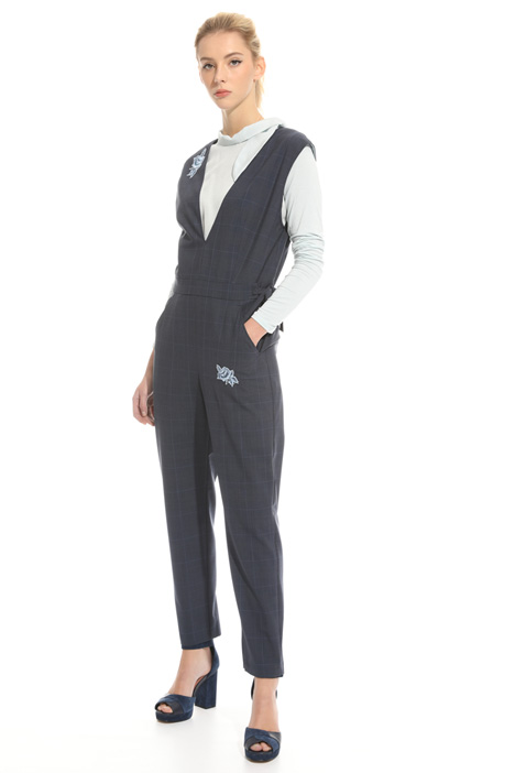 Wool jumpsuit  Intrend