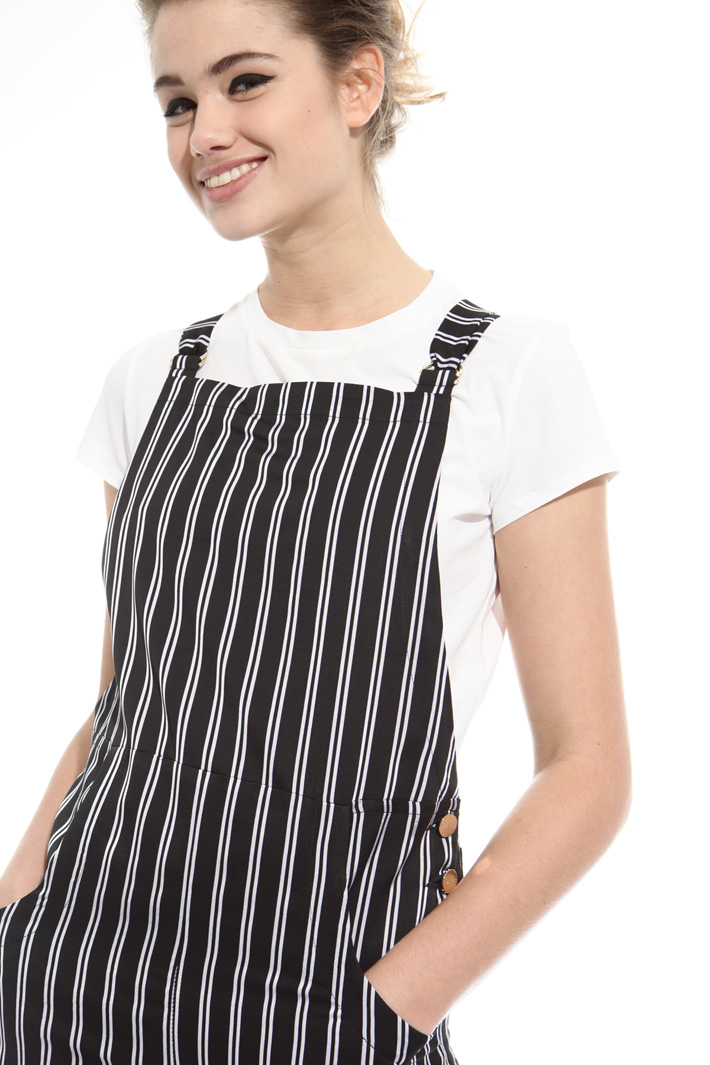Long twill dungarees Intrend